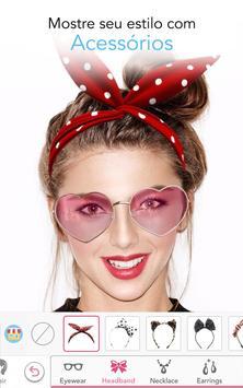 YouCam Makeup imagem de tela 6