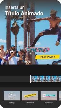 Editor de Video ActionDirector captura de pantalla 2
