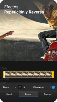 Editor de Video ActionDirector captura de pantalla 5