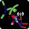 Stickman Warriors Online иконка