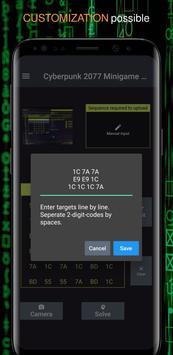 Solucionador Minijuego para Cyberpunk 2077 captura de pantalla 3