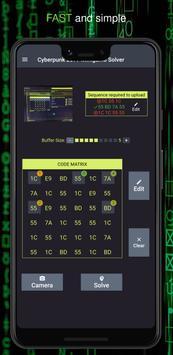 Solucionador Minijuego para Cyberpunk 2077 captura de pantalla 13
