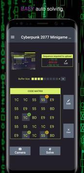 Solucionador Minijuego para Cyberpunk 2077 captura de pantalla 2