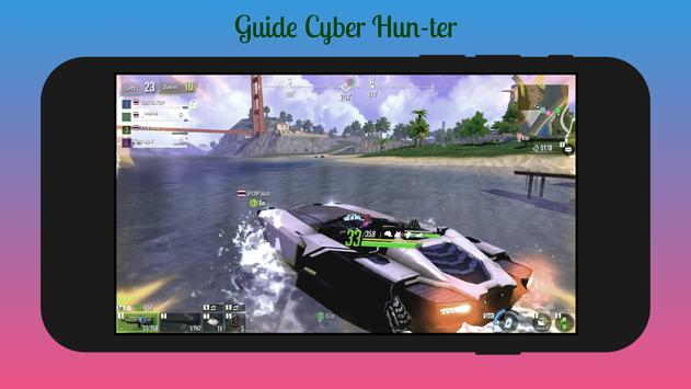Guide For Cyber hunter 2020 : Tips and Tricks screenshot 3