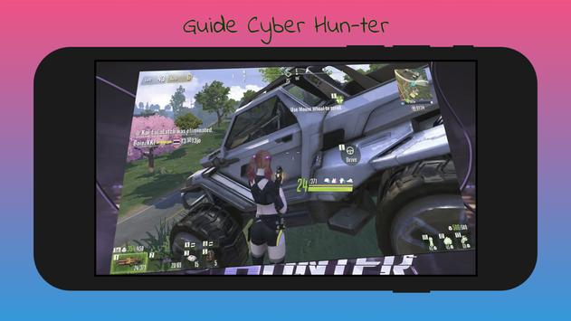 Guide For Cyber hunter 2020 : Tips and Tricks screenshot 1