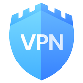Free Android VPN ⭐⭐⭐⭐⭐ Secure, Global & Unlimited icon