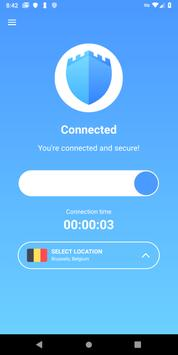 Free Android VPN ⭐⭐⭐⭐⭐ Secure, Global & Unlimited screenshot 1