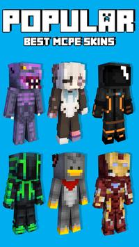 Popular Skins MCPE for Android - APK Download