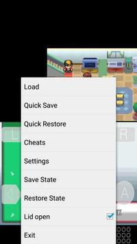 MegaNDS (NDS Emulator) poster