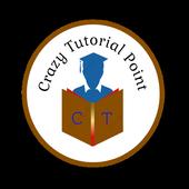 Crazy Tutorial Point icon