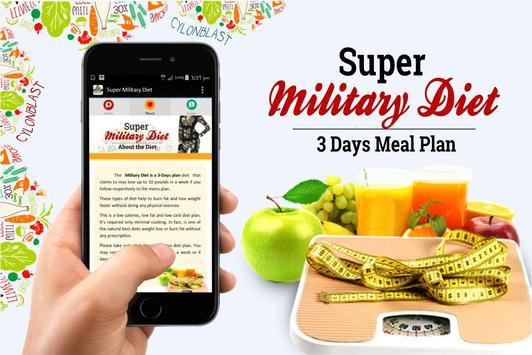 Super Military Diet Plan screenshot 4