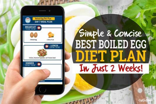 Best Boiled Egg Diet Plan screenshot 4