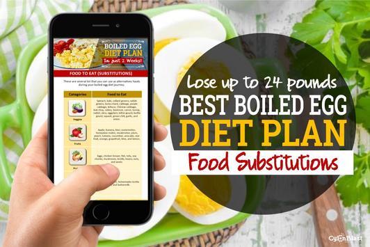 Best Boiled Egg Diet Plan screenshot 5