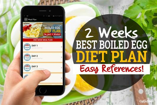 Best Boiled Egg Diet Plan screenshot 1