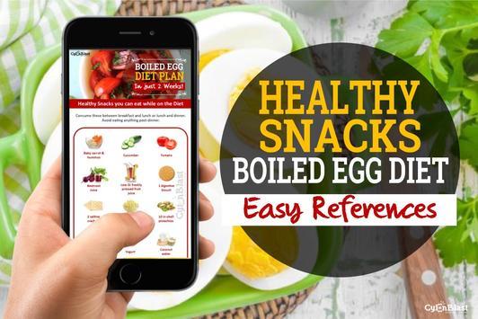 Best Boiled Egg Diet Plan screenshot 2