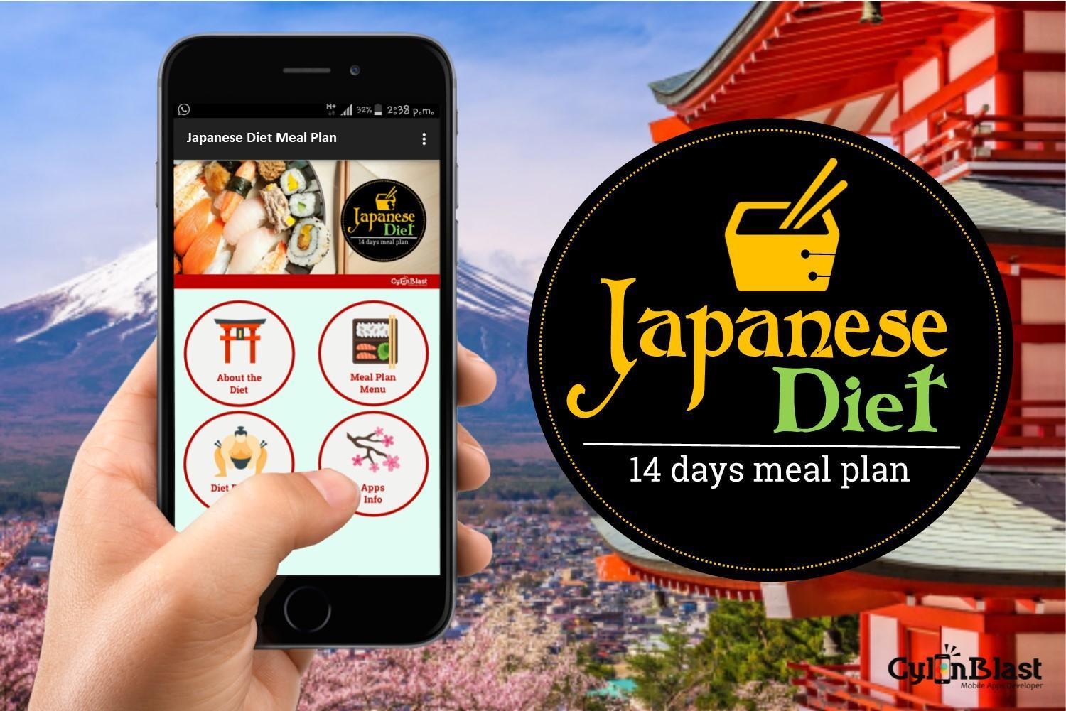Super Japanese Diet Meal Plan for Android - APK Download