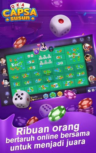 Capsa Susun Online Domino Gaple Poker Free Apk 2 17 0 0 Download For Android Download Capsa Susun Online Domino Gaple Poker Free Apk Latest Version Apkfab Com