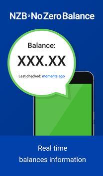 No Zero Balance screenshot 1