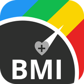 BMI calculator - Find BMI by best bmi checker app アイコン