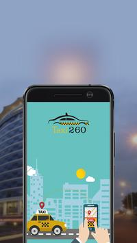 Taxi260 Driver poster