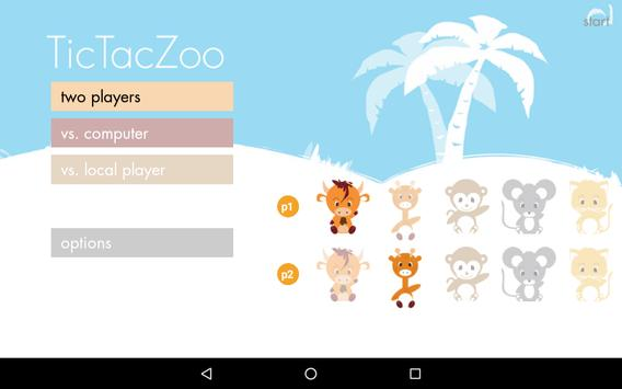 TicTacZoo - a tic tac toe game screenshot 5