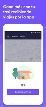 Cabify Drivers - App para conductores captura de pantalla 1