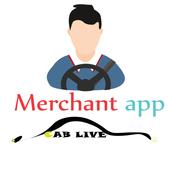 Cab Live Merchant App icon