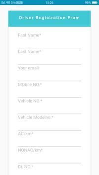 Cab Live Merchant App screenshot 3