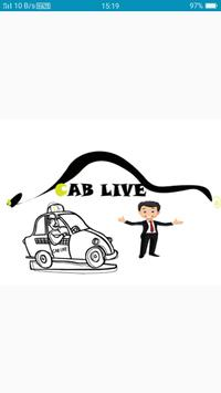 Cab Live Merchant App poster