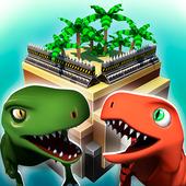 Dinos World Jurassic: Alive Indoraptor Park Game icon