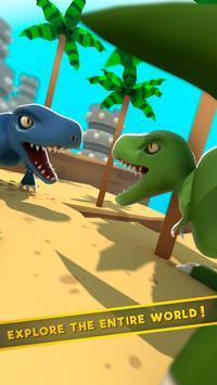 Dinos World Jurassic: Alive Indoraptor Park Game screenshot 7