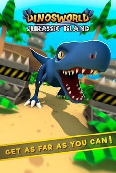 Dinos World Jurassic: Alive Indoraptor Park Game poster
