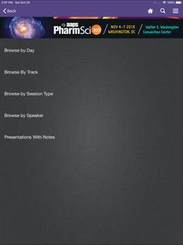 AAPS PharmSci 360 screenshot 9
