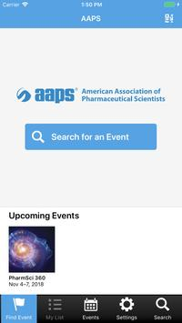 AAPS PharmSci 360 screenshot 1