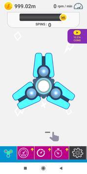 Fidget Spinner V2 screenshot 1