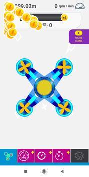 Fidget Spinner V2 screenshot 2