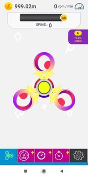 Fidget Spinner V2 screenshot 4