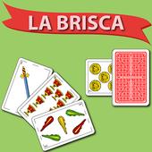Briscola: card game icon