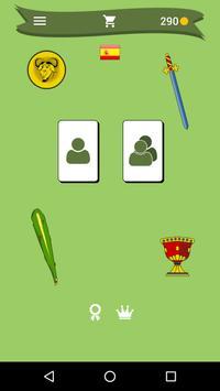 Briscola: card game poster