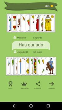 Briscola: card game screenshot 9