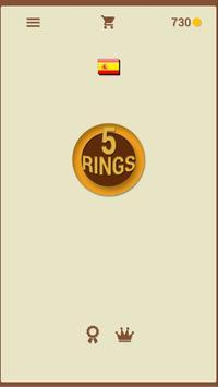 5 Golden Rings poster
