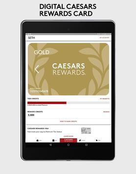 Caesars Rewards screenshot 13