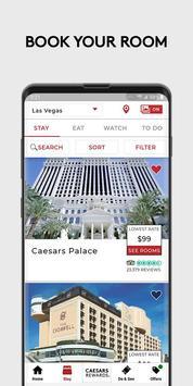 Caesars Rewards screenshot 1