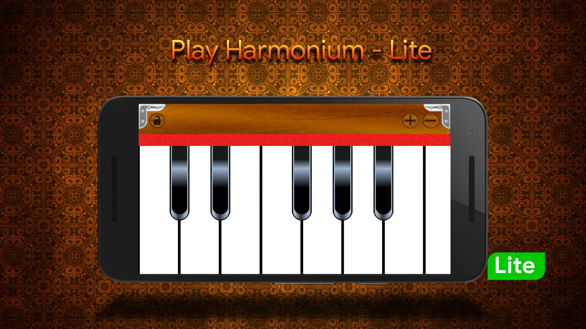 Harmonium - Free App with High Quality Sounds for Android - APK Download