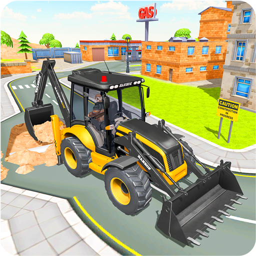 Download Heavy Excavator Sim 2021: Construction Simulator For Android 2021