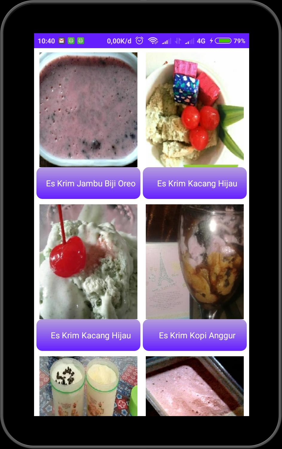 Resep Es Krim For Android Apk Download