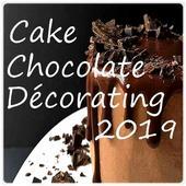 Chocolate Cake Decorating icon