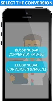 Blood Sugar Conversion screenshot 15