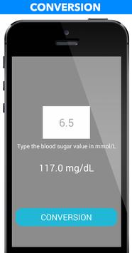 Blood Sugar Conversion screenshot 11