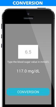 Blood Sugar Conversion screenshot 2